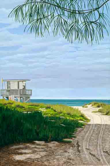 Coquina Lookout